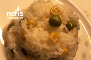 Bezelyeli Mısırlı Pirinç Pilavı Tarifi