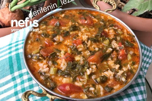 Gürcü Lahanası Yemeği Tarifi