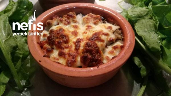 Güveçte Patates Püreli Köfteli Şehzade Kebabı