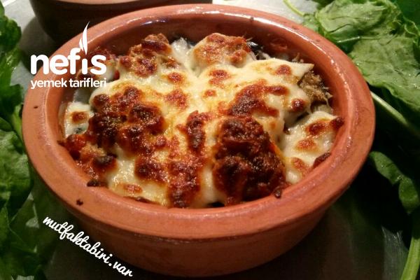 Güveçte Patates Püreli Köfteli Şehzade Kebabı Tarifi