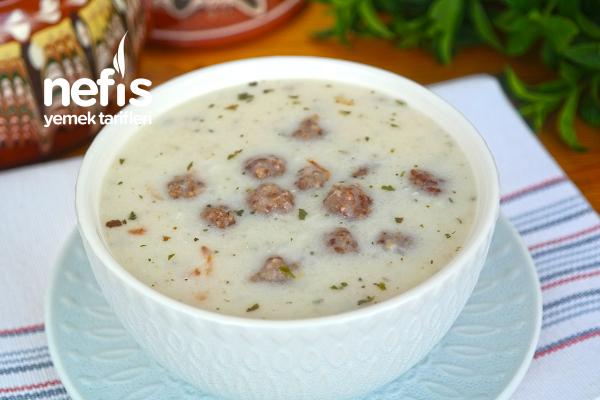 Lebeniye Çorbası (Gaziantep Usulü)