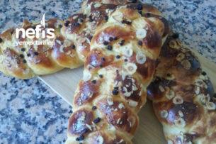 Orjinal Paskalya Çöreği (Pastane Usulü) Tarifi