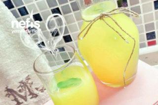 Şipşak Limonata Tarifi