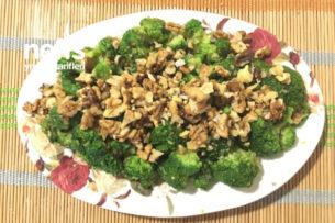 Zeytinyağlı Brokoli (Ege Mutfağı) Tarifi