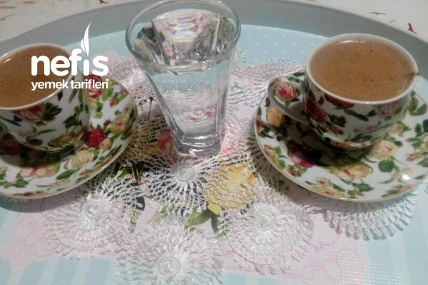 Damla Sakızlı Kervansaray Kahvesi (Adıyaman Yöresi) Tarifi
