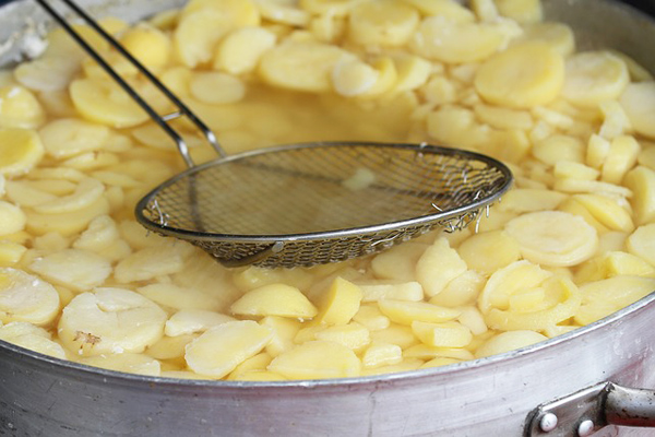 patates diyeti listesi