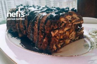 Çikolatalı Muzlu Enfes Pastam (Çok Pratik) Tarifi