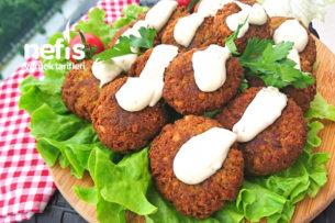 Falafel (Nohut Köftesi – Kıymalı) Tarifi