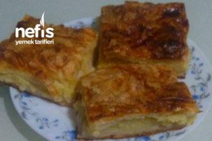Patates Püreli Börek Tarifi