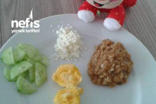 Kahvaltı ( +8 Aylık ) Tarifi