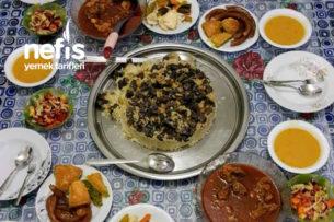 Ramazan Sofrası Tarifi