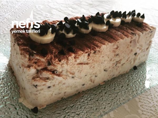 Soğuk Pasta ( Dondurma Tadında)