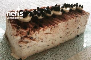 Soğuk Pasta (Dondurma Tadında) Tarifi