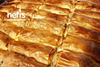 Enfes Çıtır Peynirli Börek Tarifi