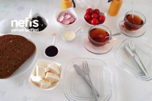 Geç Kahvaltısı Tarifi