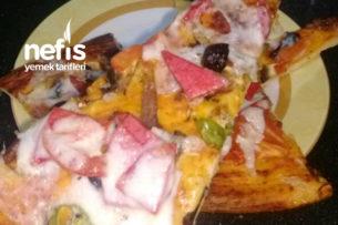 Harika Pizzam Tarifi