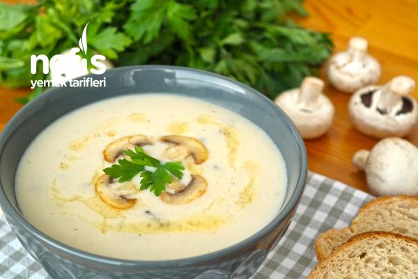 Mantar Çorbası Nasıl Hazırlanır