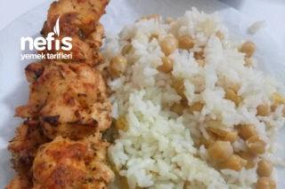 Pirinç Pilavı Ve Fırında Tavuk Tarifi