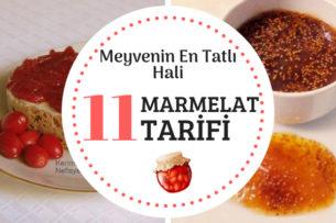Tam Kıvamında 11 Marmelat Tarifi: Kahvaltı ve Tatlılar İçin