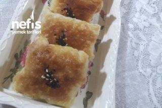 Tavuklu Garnitürlü Börek (Çıtır Lezzet) Tarifi