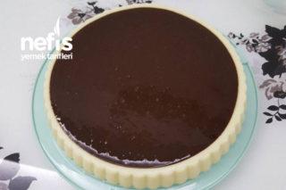 Çikolata Soslu İrmik Tatlısı Tarifi