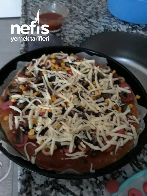 Hazir Pizza Da Neymis