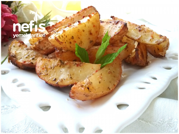 Hazırlara Taş Çıkartacak Soslu Fırın Patates