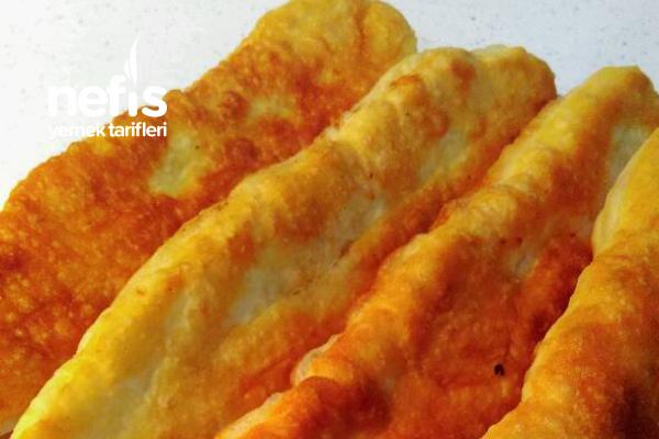 Patatesli Pişi (Peraşki)