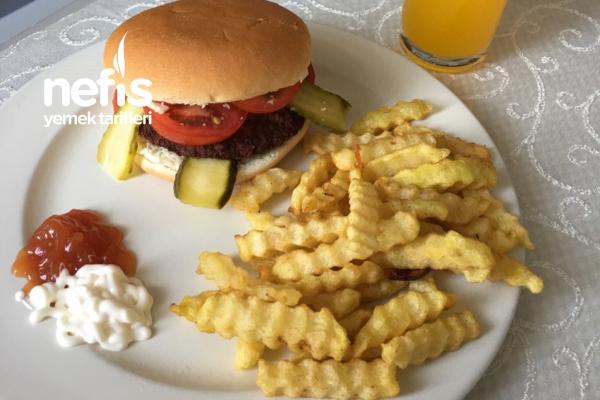 Pratik Hamburger Tarifi