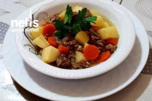 Sebzeli Et Yahni (Harika Bir Tat) Tarifi