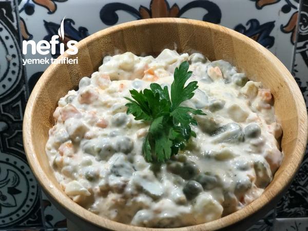 Tadına Doyulmaz Bir Rus Salatası