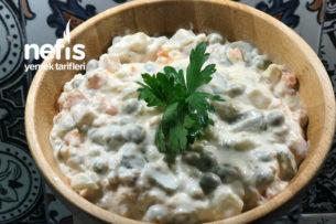 Tadına Doyulmaz Bir Rus Salatası Tarifi