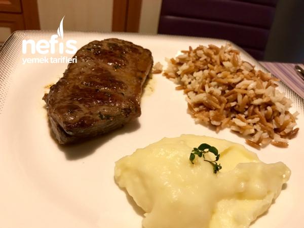 Mühürlenmiş Yumuşacık Biftek(iyi Pişmiş Tüm Püf Noktalarıyla)