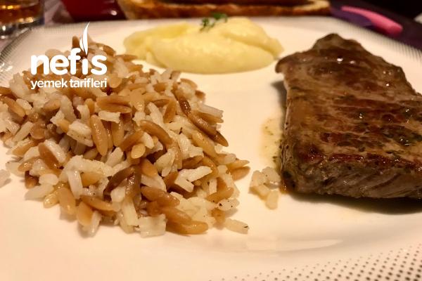 Mühürlenmiş Yumuşacık Biftek (İyi Pişmiş Tüm Püf Noktalarıyla)