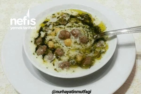 Köfteli Çorba Tarifi