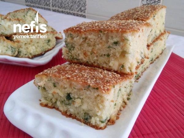 Peynirli Kek (Tuzlu)
