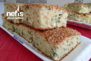 Peynirli Kek (Tuzlu) Tarifi