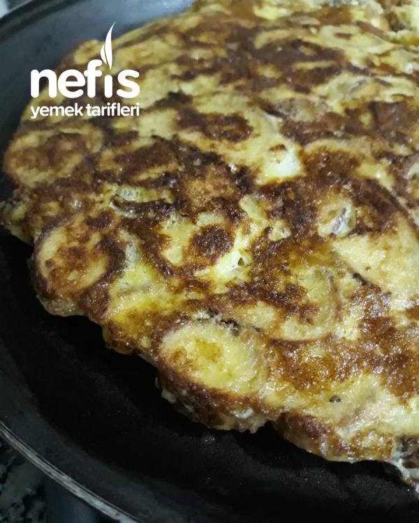 Bayat Simitten Omlet