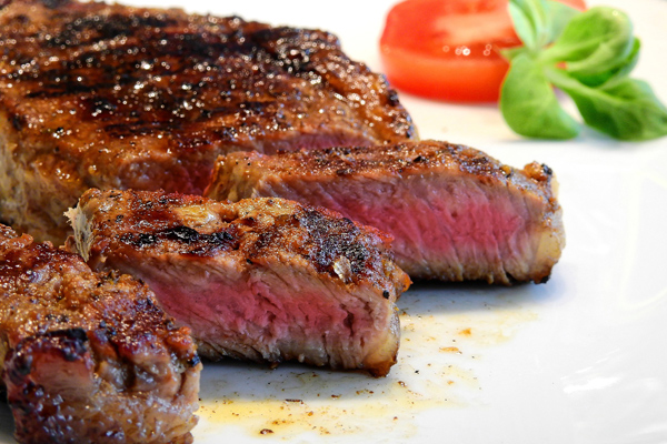 biftek kalori
