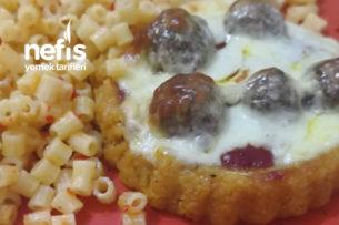 Köfteli Patates Çanak Tarifi