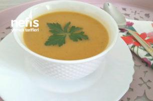Düdüklüde Sebze Çorbası (20 Dakikada Hazır) Tarifi