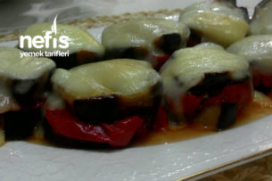 Lezzetli Patlıcan Katları Tarifi