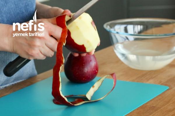 Fırında Elma Tatlısı Nasıl Yapılır?