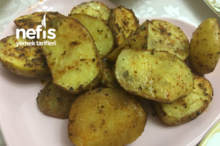 Fırında Patates (Süper Lezzet) Tarifi