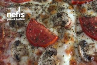 Lavaştan Fit Pizza Tarifi