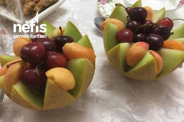 Meyve Sunumu Tarifi