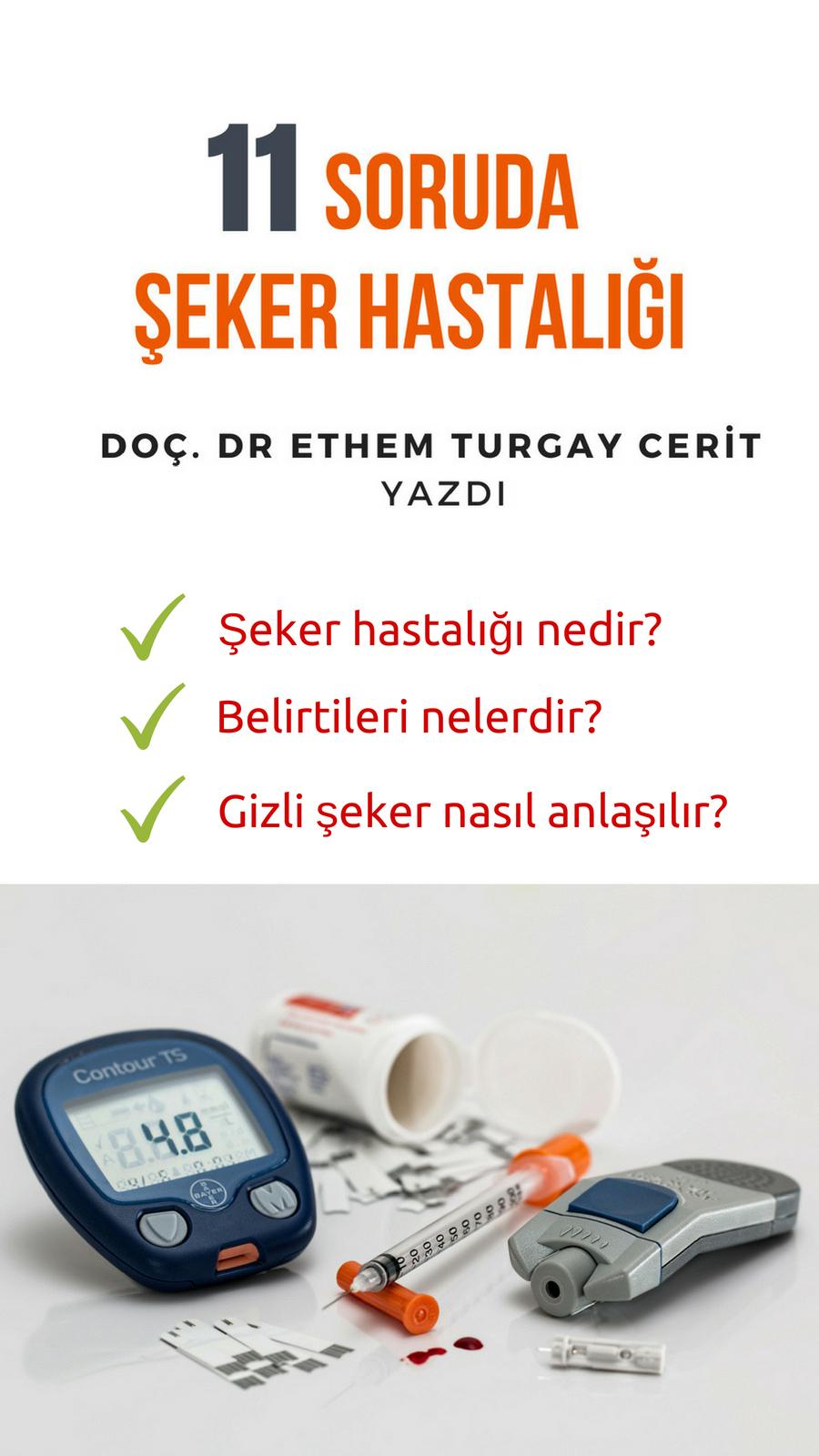 Diyabet (Şeker Hastaları) Nasıl Kilo Alır