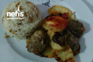 Enfes Köfteli Patates Tarifi