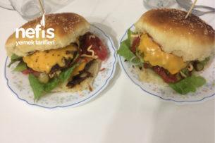 Ev Yapımı Hamburger Menüsü Tarifi