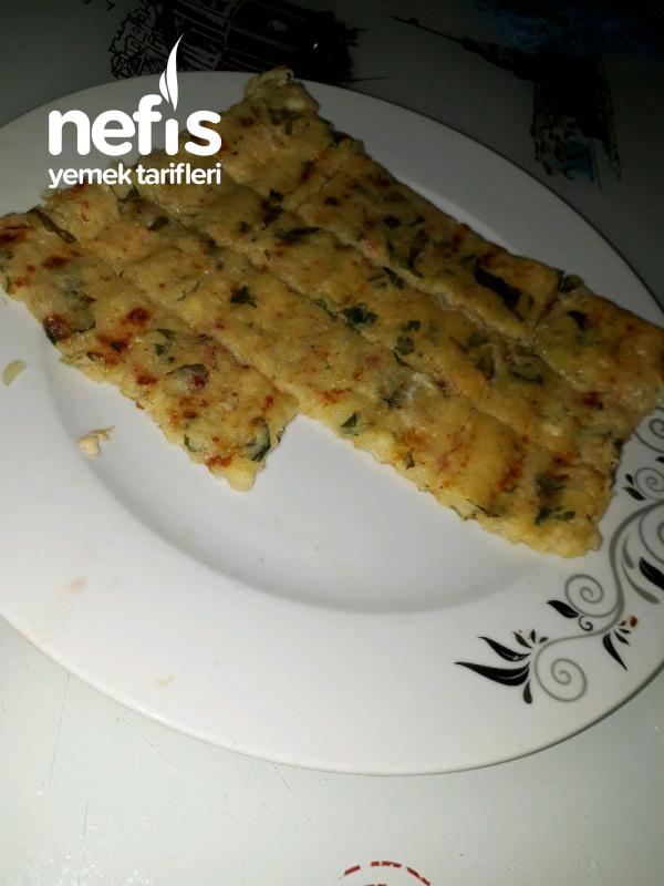 Patates Tostu (bebelere Çocuklara)